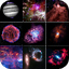 Chandra images by category