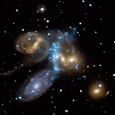 Photo of Stephan's Quintet