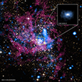 Photo of Sagittarius A*