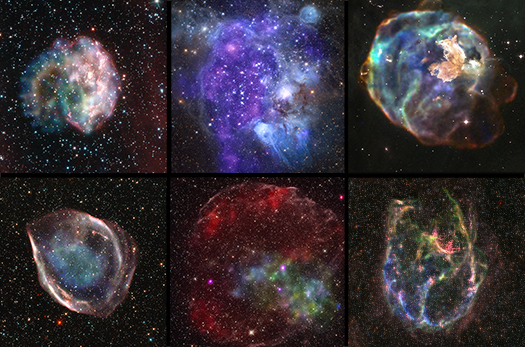 2019 Chandra Archive Image Collection