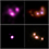 Galaxies Hit Single, Doubles, and a Triple (Growing Black Holes)